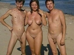 rule of conduc at nudist beach - no erection!